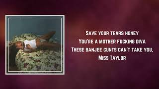 Teyana Taylor  - WTP (Lyrics)
