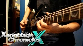 Uncontrollable - Xenoblade Chronicles X (Rock Cover) || Shady Cicada