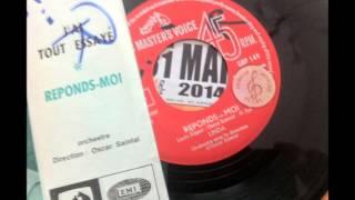LINDA , Reponds Moi ( chanteuse belge  RARE )