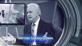 Promo Pablo Mckinney con Antonio Taveras Guzmán, Dirigente empresarial, Sábado 19 de Enero 2019