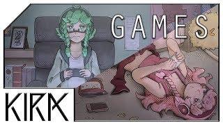 KIRA - Games ft. Ruby & GUMI (VOCALOID Original)