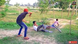 Most Watch Indian Funny😆😆Comedy Videos 2019 || New Funny Videos || #myfamily || Ep-65