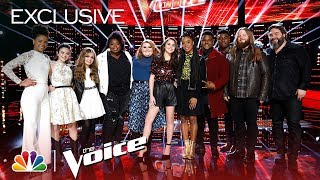 These Are The Top 11 - The Voice 2018 (Digital Exclusive)
