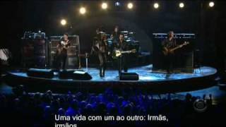 U2 & Mary one (legendado em português Brasil)