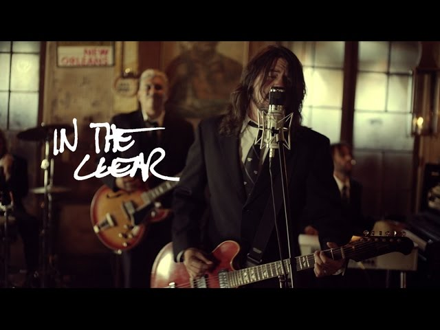 "Foo Fighters ""In the Clear"""