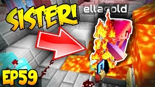 FORCING HACKER TO WATCH HIS SISTER DIE ★ Minecraft Hacker Trolling EP59