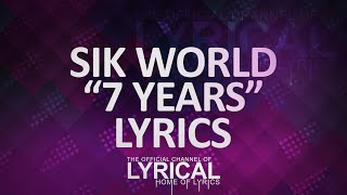 Lukas Graham - 7 Years (Sik World Remix) Lyrics