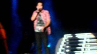 Luan Santana Carapicuiba-Recado para as fãs