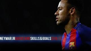 Neymar Jr ● Skills & Goals ● Quicksand ● 2016/17