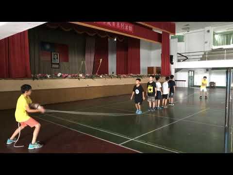 大跳繩練習1 - YouTube