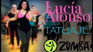 Tatuaje - Elvis Crespo   Zumba® with Lucía Alonso