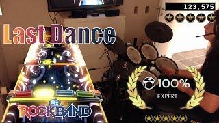 Last Dance - Rock Band 4 - Expert Drums 100% FC