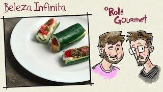 Sanduíche de Pepino da Beleza Infinita!