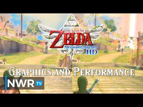 WTFF::: Digital Foundry examines The Legend of Zelda: Skyward Sword HD