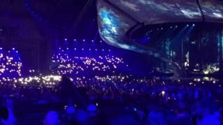 Salvador Sobral - Amar pelons Dois (Portugal) Eurovision Live 1 semi final