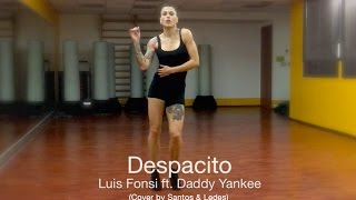 03. Juel dances Despacito (cover by Santos & Ledes)