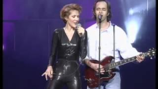 Celine Dion & Jean Jacques Goldman - J'irai Où Tu Iras [Live A Paris 1995]