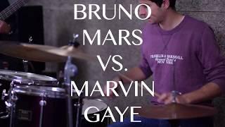 "Bruno Mars Vs. Marvin Gaye - ""Sexual Healing On The Floor"" (Mashup)"