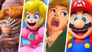 Evolution of Funny Nintendo Moments (1993 - 2019)