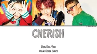 EXO-CBX (첸백시) - CHERISH [Color Coded Han Rom Eng]