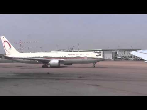 Mohamed V International Airport (CMN) (Casablanca, Morocco) / [ Maroc | Morocco ]