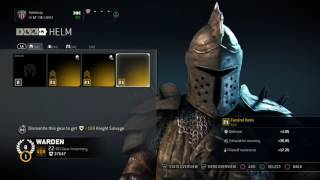 For Honor: How to Make Apollyon's Lieutenant