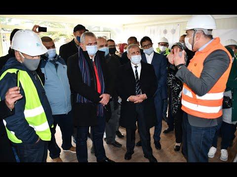 Video : Lydec : Renouvellement et renforcement du réseau d'assainissement à Hay Hassani