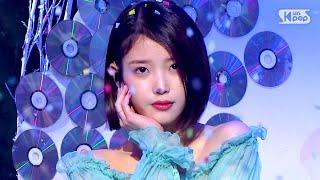 《Comeback Special》 IU (아이유) - Palette (팔레트) @인기가요 Inkigayo 20170423 width=