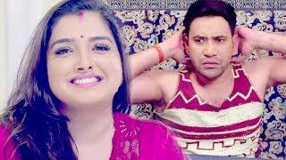 Amrapali Dubey का ऐसा गाना कभी नहीं देखा होगा - खियादS लमहर मुरई - Bhojpuri Hit Songs 2017 New width=