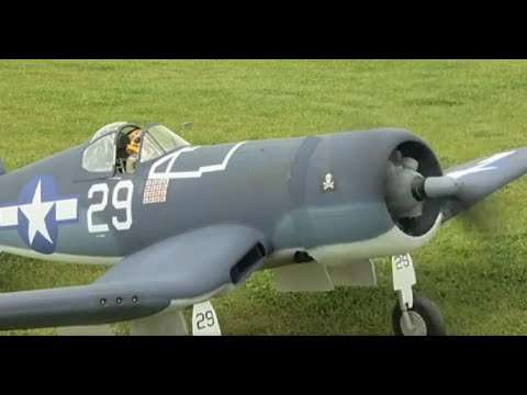 Electronic Engine Sound for RC Model Aircraft