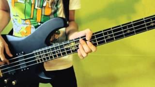 Ignorance - Paramore - Nut Thanadol (bass cover)