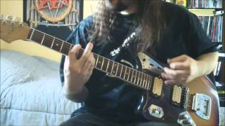 Foo Fighters - Wattershed - guitar cover - full HD