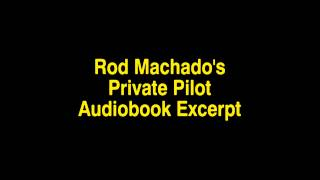 Private Pilot Audiobook Audio Excerpt