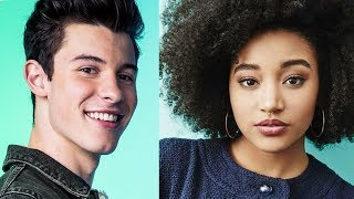 Shawn Mendes & Amandla Stenberg Reveal Relationship Statuses! | Hollywire