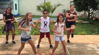 Loka-Simone & Simaria - ft. Anitta - Coreografia l 5ustKids