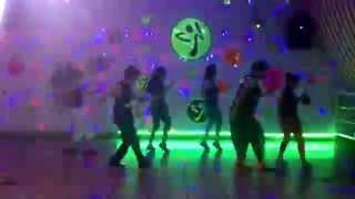 Mi sombrero sabanero ( club remix ) zumba - Diego Velasco fitnes club