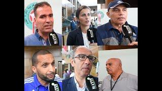 Journée d'étude sur le football national : les réactions