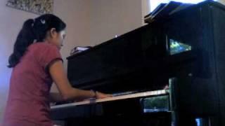 "Me playing ""Viva la Vida"" by Coldplay (Cover)"