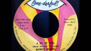 McKinley Mitchell - A Bit Of Soul