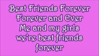 ☯♡✿Lego Friends~ Best Friends Forever Lyrics✿♡☯