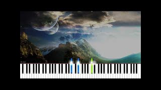 Blackmill // Let It Be   LyricWulf Piano Tutorial on Synthesia