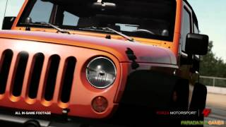 Forza Motorsport 4 - May Top Gear Pack trailer
