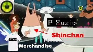 Shinchan - Bhayanak Atma Part 11 - P Susic