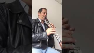 Vals Venezolano Paquito D' Rivera (dedicado a Antonio Lauro) Jesus Antón, clarinete