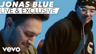 Jonas Blue - Mama - ft. William Singe (Live) - Stripped (Vevo UK LIFT)