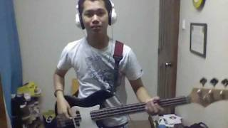 The Script - Before the Worst (Bass Cover)