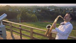 Robin Schulz - OK feat. James Blunt [Saxophone Cover] by Juozas Kuraitis