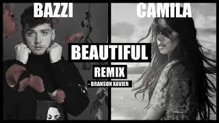Beautiful - Bazzi Ft. Camila [ Bass Boosted Remix ]