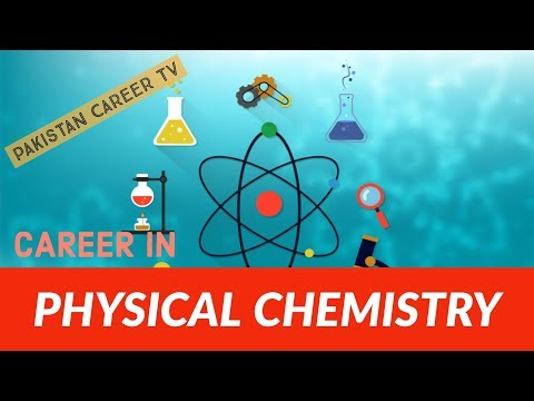 Career In Physical Chemistry