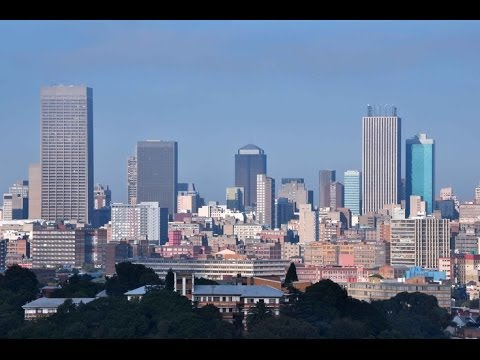 Johannesburg South Africa, A Brief Look